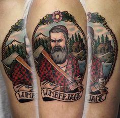 Redberry Tattoo Studio Wrocław #borislav_razor #oldicontattoo #traditionaltattoo #oldschool #ukraine #damngoodtattoo #tattoo #inked #ink #studio #wroclaw #warszawa #tatuaz #gdansk #redberry #katowice #berlin #poland #krakow #kraków #boryslav #dementiev #vintage #lumberjack #drwal