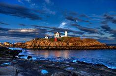 Nubble Lighthouse - York, ME