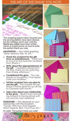 the perfect thank you note…once our pics are released I will be ordering thank you cards rapid fire!