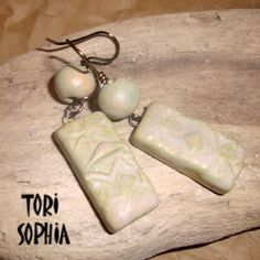 TORI SOPHIA Designs with handmade ceramic charms and beads by Shelley Graham Turner