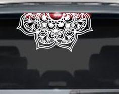 Mandala-Auto-Aufkleber - Mandala - Mandala-Aufkleber - Sticker Aufkleber