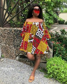 Checkout The Latest Ankara Styles For Beautiful Ladies - Dabonke : Nigeria Latest Gist and Fashion 2019 Ankara Styles For Women, Ankara Gown Styles, Latest Ankara Styles, Ankara Dress, Ankara Blouse, Ankara Gowns, Modern African Print Dresses, Latest African Fashion Dresses, African Print Fashion