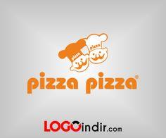 Pizza Pizza Vektör Logo İndir