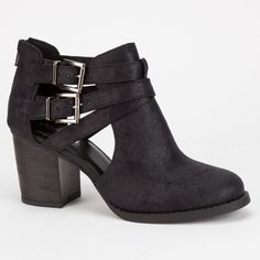 SODA Scribe Womens Booties 244688100 | Boots