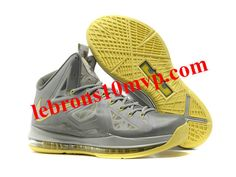 huge discount 48b9d 3869d Lebron X Gr Canary Diamond Cheap Lebron 10 Shoes 541100 Blue Free Runs 10  Shoes