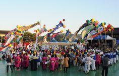 탈춤축제장_시민화합한마당(2015. 10. 2.)