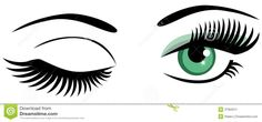 sexy eyes clipart - Google Search