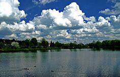 eute, am Feiertag, sieht man, von dem Blau am Himmel, wieder nix bei uns. ... Dabei hätten wir das doch gerade heute gut gebrauchen können. Na ja, erfreuen wir uns eben an dem Wetter von letztem Dienstag, wie es z. B. in Weiskirchen, war.:-)