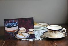 This greeting card makes the perfect birthday card, thank you card or just because card. The inside was left blank so you may customize it as you wish. The recipe for the dessert shown on the card is on the back of the card.  This photography is of a delicious no bake blueberry cheesecake. A sweet graham crumb base is covered by a cream cheese and whip cream filling then topped with blue berries. This recipe has been in the family for generations.