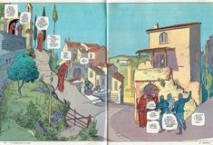 Comic as Theater: Gianni De Luca's Romeo and Juliet Comic Book Artists, Comic Artist, Comic Books, William Shakespeare, Romeo And Juliet, Lucca, Drawings, Illustration, Theater