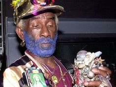Lee Scratch Perry... too dope