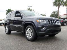 2014 Jeep Grand Cherokee Laredo - Maximum Steel