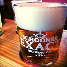 Schooner Exact Brewing in Seattle, WA