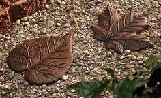 Leaf Stepping Stones  |  Wild Wings