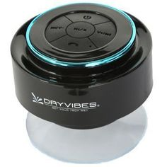 DV-03 Dry Case Dry Vibes Waterproof Bluetooth Speaker with suction cup