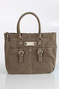 Calvin Klein Sabine E/W Shopping, Brown Shale Calvin Klein, Brown, Bags, Shopping, Handbags, Brown Colors, Bag, Totes, Hand Bags