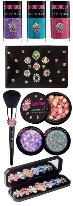 Sephora - Shourouk make-up collection