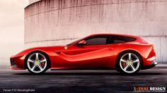 Ferrari F12 Shooting Brake
