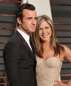 Jennifer Aniston Married Justin Theroux Wedding Details | Jennifer Aniston and Justin Theroux threw a big party with cake, dancing, friends, and a pastor. Yup, sounds like a wedding. #refinery29 http://www.refinery29.com/2015/08/91941/jennifer-aniston-justin-theroux-married