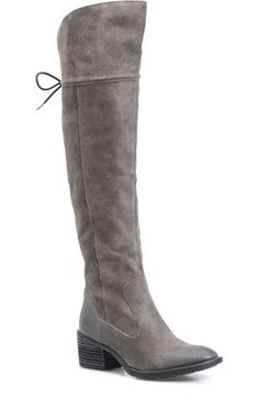 Børn 'Gallinara' Over the Knee Boot (Women) (Wide Calf) available at #Nordstrom