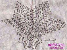 schema centro rotondo uncinetto | Hobby lavori femminili - ricamo - uncinetto - maglia