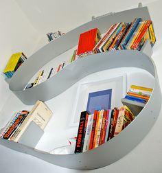 Ron Arad Bookworm 1995 http://designmuseum.org/design/ron-arad   Ron ...