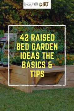 Raised Garden beds are considered one of the most effective gardening techniques due to the numerous advantages they present. The main reason they are so popular is due to space saving benefit. Multiple types of plants can be grown beside one another without worrying about any adverse effects. #growsomethinggreen #vegetablegarden #growyourownfood #epicgardening