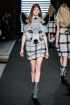 Jean-Charles de Castelbajac Automne/Hiver 2013, Womenswear - Défilés (#14654)