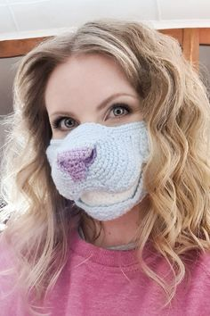 SUNDOG MASK | CROCHET PATTERN