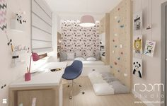 Pokój dziecka styl Nowoczesny - zdjęcie od ROOM STUDIO - Pokój dziecka - Styl Nowoczesny - ROOM STUDIO