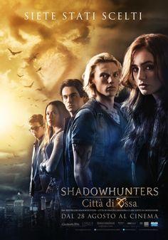 Shadowhunters - Città di ossa, dal 28 agosto al cinema.
