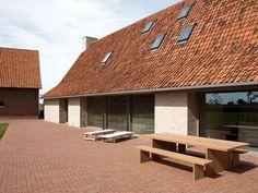 Inter_1545 Arquiteto: Vicent Van Duysen Fotógrafo: Stijn Rolies Fonte: Bamboo