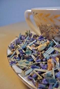 Lavender Lemonade Tea