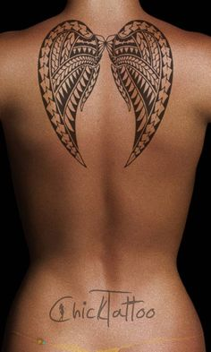 Polynesian Wings