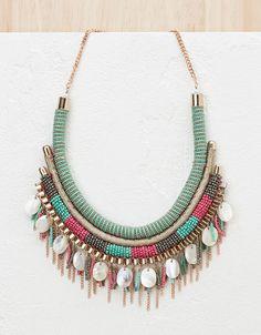 ☆ srta-pepis Fairy Jewelry, Magical Jewelry, Fantasy Jewelry, Bohemian Jewelry, Jewelry Crafts, Jewelry Art, Beaded Jewelry, Jewelry Accessories, Handmade Jewelry