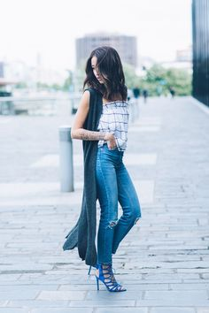 CHIC IN JEANS