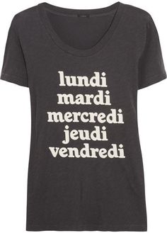 Pin for Later: Diese Oberteile sprechen euch an  J.Crew Weekdays Printed Cotton T-Shirt ($40)