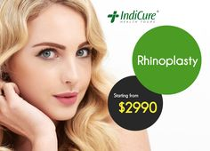 Avail our #Rhinoplasty package and get that dream #nose you have always wished for. Our board certified cosmetic surgeons would understand your requirements and help you fulfill your aspirations for that #beautiful face with a perfect nose. Why wait? Enquire Now! DM US! #nosejob #plasticsurgery #cosmeticsurgery #MedicalTourism Face Plastic Surgery, Best Plastic Surgeons, Nose Reshaping, Perfect Nose, Rhinoplasty, Cosmetics, Health, Board, Beautiful