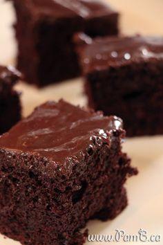 bolo chocolate ganache 2