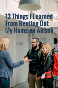13 Things I Learned From Renting Out My Home on Airbnb | Landlord Advice | Tips For Renting Your Home | Air BnB Essentials