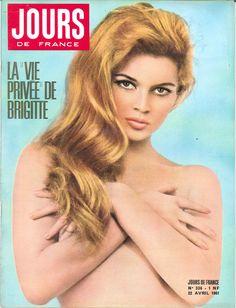 Brigitte Bardot - Jours de France n°336, 22 avril 1961