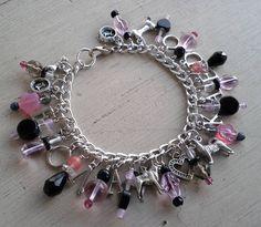 HP Craftalong ~Winter Semester 2012~ Woman's Best Friend Charm Bracelet for Astronomy Class