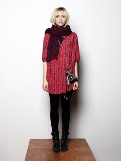 Maison Scotch A/W '12 look book**