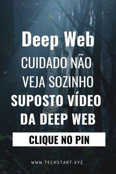 46a4e489a69 Cuidado não veja sozinho, suposto vídeo da Deep Web que vazou na internet a  alguns