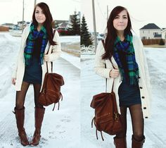 ALDOxLOOKBOOK -- Riding Boots (by Breanne S.) http://lookbook.nu/look/2714657-ALDOxLOOKBOOK-Riding-Boots