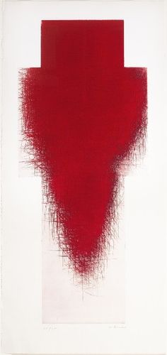 "Arnulf Rainer's ""Red Cross"" drypoint Abstract Drawings, Art Drawings, Abstract Art, Arnulf Rainer, Art Informel, Drypoint Etching, Museum Of Fine Arts, Red Cross, Art Of Living"