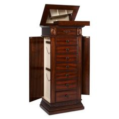 Beau Jewelry Armoire Holders   JCPenney