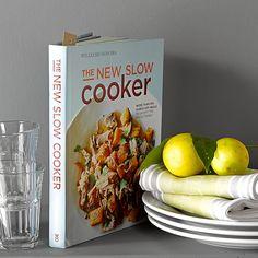 Williams-Sonoma The New Slow Cooker Cookbook, New Edition   Williams-Sonoma