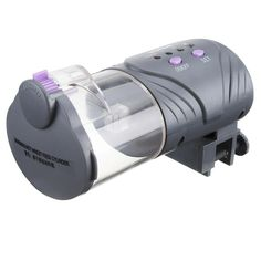 Automatic Fish Feeder Tank Aquarium Intelligent Timing Koi Goldfish Fish Feeding Device