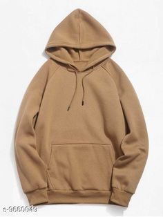 Checkout this latest Sweatshirts Product Name: *Divra Clothing Unisex Regular Fit Cotton Hoodie* Fabric: Cotton Blend Sleeve Length: Long Sleeves Pattern: Solid Multipack: 1 Sizes: XS (Bust Size: 36 in, Length Size: 24 in)  S (Bust Size: 38 in, Length Size: 25 in)  M (Bust Size: 40 in, Length Size: 26 in)  L (Bust Size: 42 in, Length Size: 27 in)  XL (Bust Size: 44 in, Length Size: 28 in)  XXL (Bust Size: 46 in, Length Size: 29 in)  Country of Origin: India Easy Returns Available In Case Of Any Issue   Catalog Rating: ★4.1 (261)  Catalog Name: Fancy Fashionista Women Sweatshirts CatalogID_1710516 C79-SC1028 Code: 755-9660049-5841